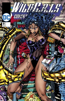 WildC.A.Ts: Covert Action Teams #8