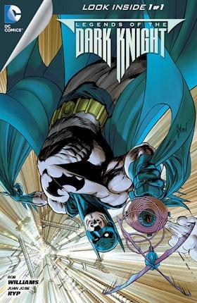 Legends of the Dark Knight #18