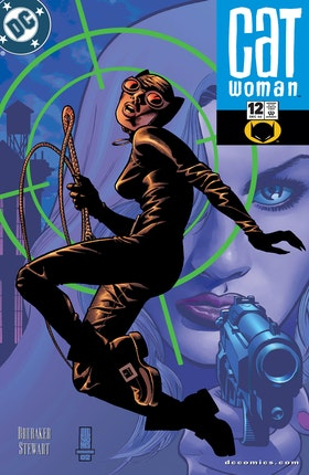 Catwoman (2001-) #12