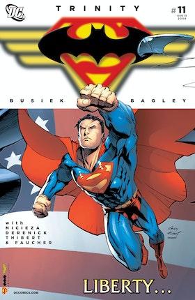 Trinity (2008-) #11