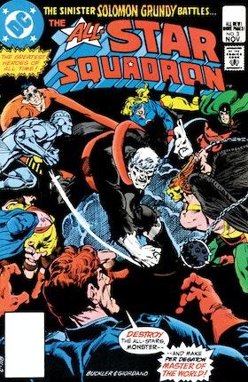 All-Star Squadron #3