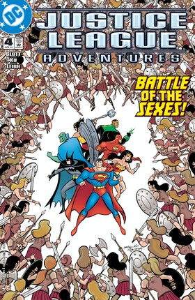 Justice League Adventures #4