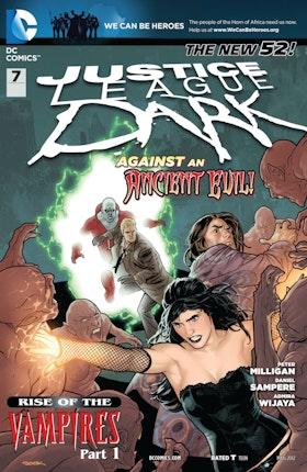 Justice League Dark (2011-) #7