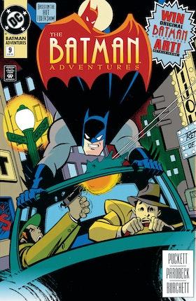 The Batman Adventures #9