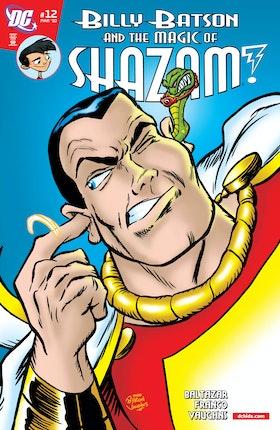 Billy Batson & the Magic of Shazam! #12