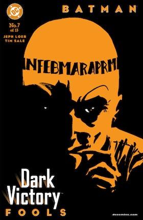 Batman: Dark Victory #7