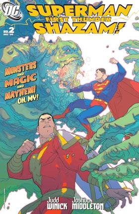 Superman/Shazam!: First Thunder #2