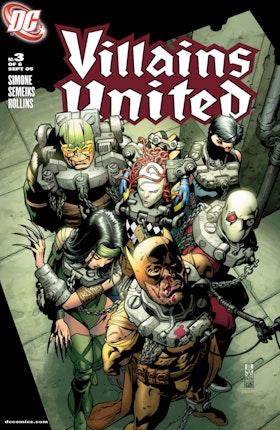 Villains United #3