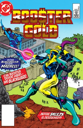 Booster Gold (1985-) #2