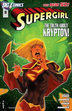 Supergirl (2011-) #3