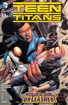 Teen Titans (2014-) #13