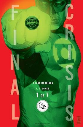 Final Crisis #1