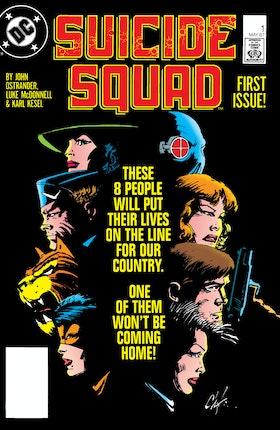 Suicide Squad (1987-) #1