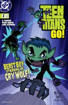 Teen Titans Go! (2003-) #2