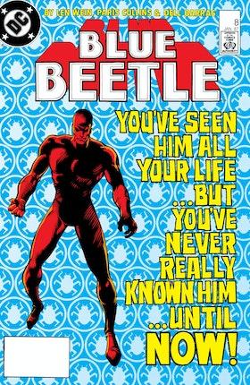 Blue Beetle (1986-) #8