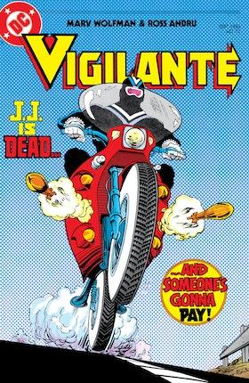 The Vigilante #10