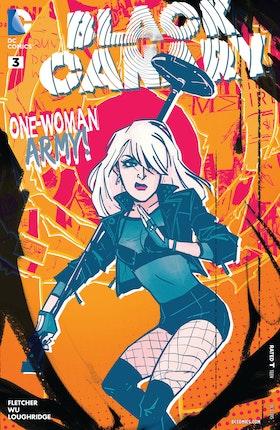 Black Canary (2015-) #3