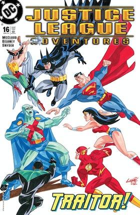 Justice League Adventures #16