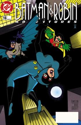 The Batman and Robin Adventures #16