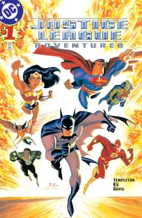 Justice League Adventures #1