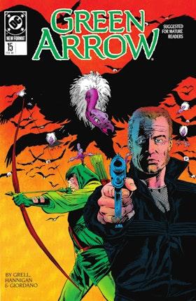 Green Arrow (1987-) #15