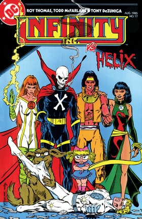 Infinity, Inc. (1984-) #17