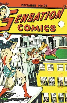 Sensation Comics #24