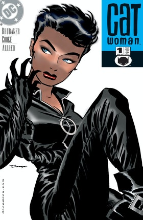 Catwoman (2001-) #1
