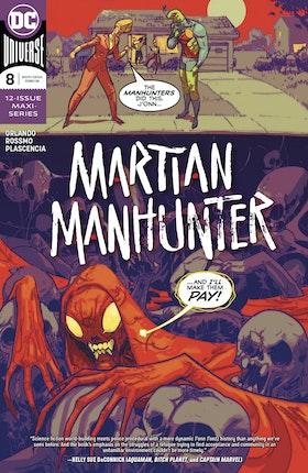 Martian Manhunter (2018-2020) #8