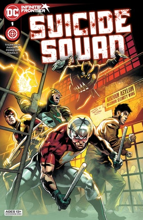 Suicide Squad (2021-) #1