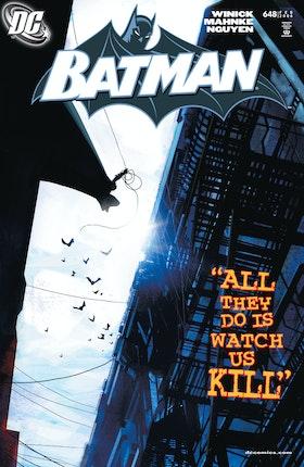Batman (1940-) #648