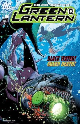 Green Lantern (2005-2011) #5