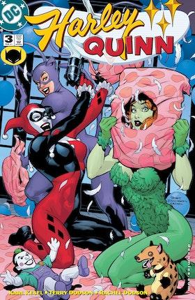 Harley Quinn (2000-) #3