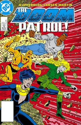 Doom Patrol (1987-) #6