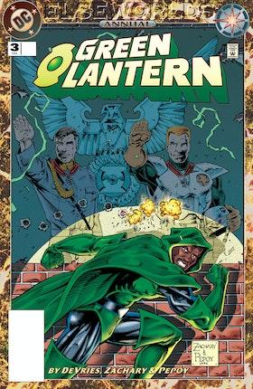 Green Lantern Annual (1992-) #3