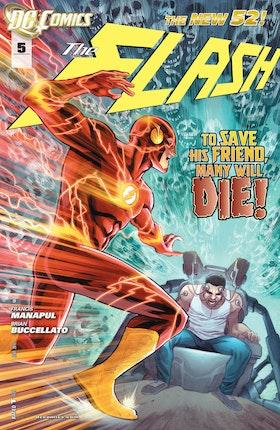 Flash (2011-) #5