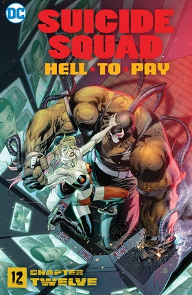 Suicide Squad: Hell to Pay #12