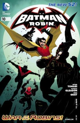 Batman and Robin (2011-) #10