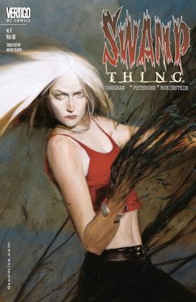 Swamp Thing (2000-) #1