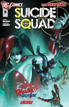 Suicide Squad (2011-) #6