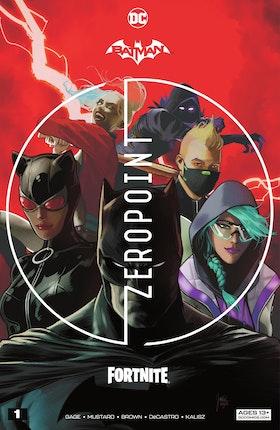 Batman/Fortnite: Zero Point #1