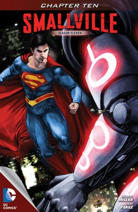 Smallville Season 11 #10
