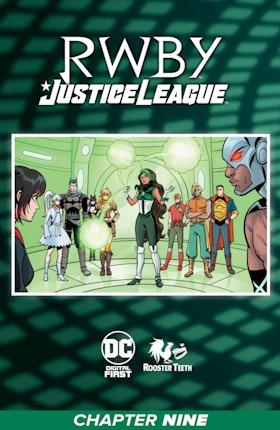 RWBY/Justice League #9