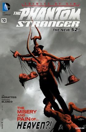 Trinity of Sin: The Phantom Stranger (2012-) #10