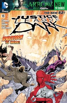 Justice League Dark (2011-) #13