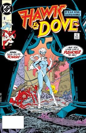 Hawk & Dove (1989-) #8