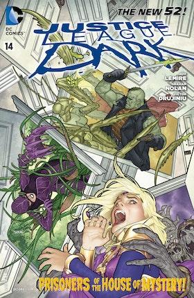 Justice League Dark (2011-) #14