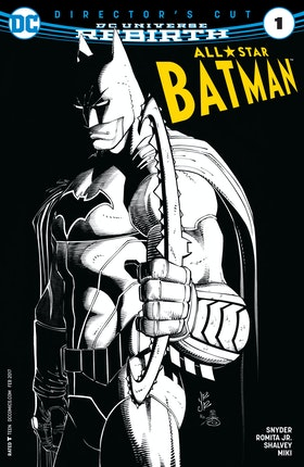 All Star Batman #1 Director's Cut #1