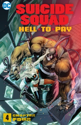Suicide Squad: Hell to Pay #4