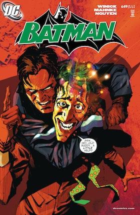 Batman (1940-) #649
